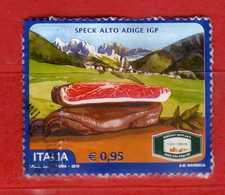 Italia °- 2016 - SPECK ALTO ADIGE.  Vedi Descrizione. - 2011-...: Usati
