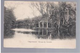MAURITIUS MAURICE  Pamplemousses, Le Kiosque Des Gouramis,  1906 OLD POSTCARD - Maurice