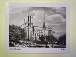 GP 2019 - 1097  PHOTO De  NOTRE-DAME De PARIS  Avant L'incendie    XXXX - Non Classés