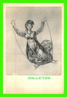 ILLUSTRATEUR - FRANCISCO GOYA, 1746-1828 - SAUT À LA CORDE - LA GALERIE NATIONALE DU CANADA - - Illustrateurs & Photographes