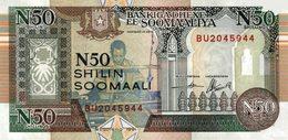 6177 -2019     BILLET BANQUE  SOMALIE - Somalia