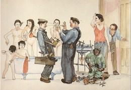 David Miro - Les Plombiers - Autres Illustrateurs