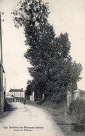 Grézieu La Varenne Route Du Templier - France