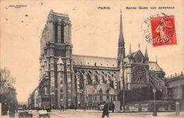 75-PARIS NOTRE DAME-N°1140-A/0365 - Notre Dame De Paris