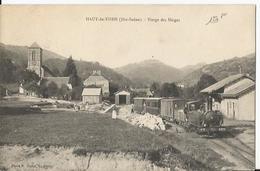 CPA - 70 - Haute Saône - Le Haut Du Them - Vierge Des Neiges - Tramway - Sonstige Gemeinden