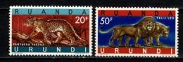 Ruanda Urundi 1961 OBP/COB 216A/216B** MNH - Ruanda-Urundi