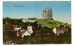 Stettin Gotzlow, Alte Ansichtskarte 1929 - Polen