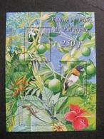 Polynésie: TB Feuille  N° F1019 , Neuve XX. - Polynésie Française