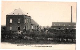 BERLAIMONT TONNELLERIE MECANIQUE SEPULCHE FRERES TRES ANIMEE - Berlaimont