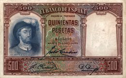 6184 -2019     BILLET BANQUE     ESPAGNE - Spain