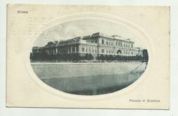 ROMA - PALAZZO DI GIUSTIZIA 1922  VIAGGIATA FP - Other