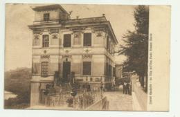 CASTEL GANDOLFO - LA VILLA DELL'AVV. PAOLO ROMANO MARINI 1927  VIAGGIATA  FP - Other