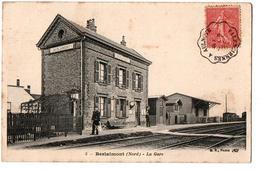 BERLAIMONT LA GARE ANIMEE - Berlaimont