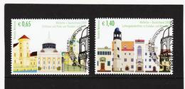 ORY303 VEREINTE NATIONEN UNO WIEN 2009 Michl 597/98 Used / Gestempelt SIEHE ABBILDUNG - Wien - Internationales Zentrum