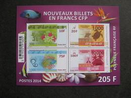 Polynésie:  TB BF N° 40, Neuf XX. - Blocks & Sheetlets