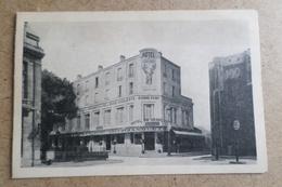 CARTE PUBLICITAIRE CAFE - HOTE - RESTAURANT DU GRAND CERF - Place De La Mairie Saint Denis ( 93 - Obj. 'Souvenir De'
