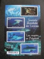 Polynésie:  TB BF N° 41, Neuf XX. - Blocks & Sheetlets