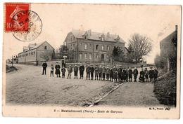 BERLAIMONT ECOLE DE GARCONS  TRES ANIMEE - Berlaimont