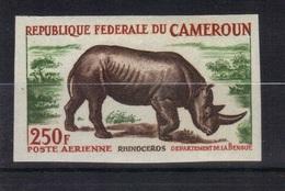 Cameroun 1962/64 Yvert PA 55 Non Dentelé Neuf** MNH (90) - Cameroon (1960-...)