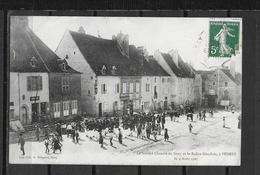 70 PESMES CHORALE DE GRAY ET LE RALLYE GRAYLOIS - Autres Communes