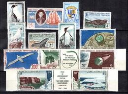 TAAF Belle Petite Collection Neufs ** MNH 1959/1968. Bonnes Valeurs. TB. A Saisir! - Terres Australes Et Antarctiques Françaises (TAAF)