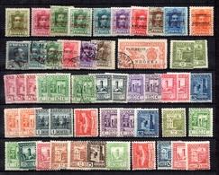 Andorre Espagnol Belle Petite Collection 1928/1943. Bonnes Valeurs. B/TB. A Saisir! - Andorre Espagnol
