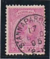 A/a St. Annaparochi  Kleinrond Stempel Op Nr 37 CW € 10,00 - Period 1891-1948 (Wilhelmina)