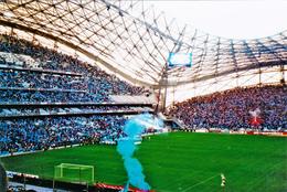 CARTE DE STADE DE. MARSEILLE   *13* FRANCE  STADE VELODROME # ST. 2574 - Voetbal