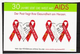 ORY368 VEREINTE NATIONEN UNO WIEN 2011 Michl 729 FOLIENBLATT Used / Gestempelt SIEHE ABBILDUNG - Gebraucht