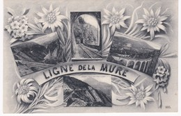 38  Isère - LIGNE De LA MURE - Chemin De Fer - Non Classés