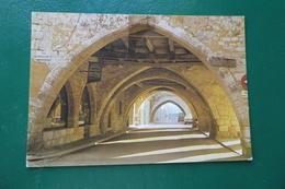 Monpazier Dordogne Bastide Fondée En 1284 , Les Arcades  Carte écrite En 1986 - Other Municipalities