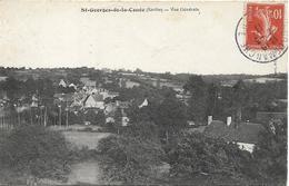 SAINT GEORGES DE LA COUEE Vue Générale - Autres Communes