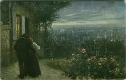 L. BALESTRIERI - THE LOVE SCENE - EDIT LAPINA - 1910s (BG295) - Illustrateurs & Photographes