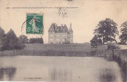 CPA 85 @ MOUTIERS LES MAUXFAITS - Château De Bois Lambert En 1912 - Moutiers Les Mauxfaits