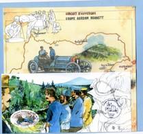 2005 Souvenir Philatélique Coupe Gordon Bennett - Blocs Souvenir