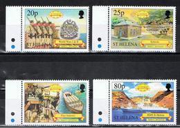 Sainte-Hélène / 2001 / 500° Anniversary Of Discovery / Série V Complète ** - Saint Helena Island