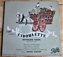 Reynaldo HAHN, Ciboulette,Marcel Cariven LP - Oper & Operette