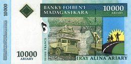 6195 -2019     BILLET BANQUE   MADAGASCAR - Madagascar