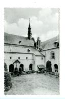 Klooster Mariënhof Colen - Kerniel Borgloon - Binnenhof - Borgloon