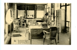 Sanatorium Marin - Breedene S/Mer - Bureau Du Docteur - Bredene