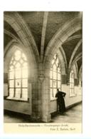 Abdij Dendermonde - Kloostergangen (hoek) - Dendermonde
