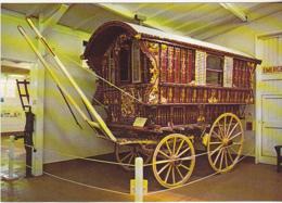 Postcard - Romany Caravan, James Countryside Museum, Bicton, Devon - Card No. L6/SP.6317 - VG - Postales