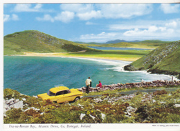 Postcard - Tra-na Rossan Bay, Atlantic Drive, Co Donegal, Ireland - Card No. 2/271 - VG - Unclassified