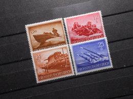 D.R.Mi 873y/ 879y/ 883y/ 884y**MNH - 1944 - Mi 8,50 € - Germany