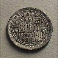 1978 - Népal - 2035 - 25 PAISA, Birendra Bir Bikram, KM 815 - Nepal