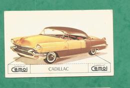 IMAGE CHOCOLAT CEMOI AUTO VOITURE VINTAGE WAGEN OLD CAR CARD  CADILLAC - Chocolat