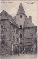 19. USSEL. Vieille Maison. Place D'Armes - Ussel