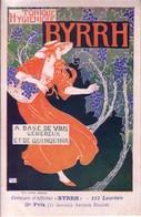 """CPA Concours D'affiches """"BYRRH"""" . 5ème Prix - Arthur Foache. Non Circulée. TB état - Publicité"""