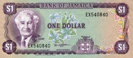 6204 -2019     BILLET BANQUE    JAMAIQUE - Jamaica