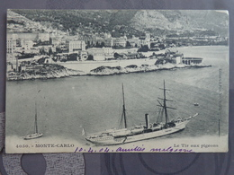 Monaco > Monte-Carlo LE TIR AUX PIGEONS CIRCULE 1904 - Monte-Carlo